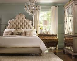King Platform Bed With Tufted Headboard by King Size Upholstered Platform Bed With High Tufted Headboard By
