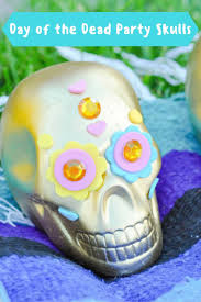 Easy Sugar Skull Day Of by 33 Best Day Of The Dead Party Images On Pinterest Day Of The