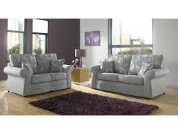 100 2 Sofa Living Room Roma Dundee 3 Seat Deep Fill Fabric S