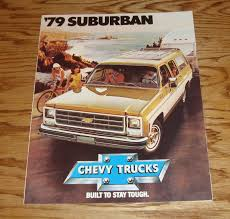 ORIGINAL 1979 CHEVROLET Truck Suburban Sales Brochure 79 Chevy ... 79 Chevy Truck Wiring Diagram Striking Dodge At Electronic Ignition Car Brochures 1979 Chevrolet And Gmc C10 Stereo Install Hot Rod Network 1999 Silverado Fuel Line Block And Schematic Diagrams Saved From The Crusher Trucks Pinterest Cars Basic My Chevy K10 Next To My 2011 Silverado Build George Davis His Like A Rock Chevygmc 1977 Viewkime 1985 Instrument Cluster Residential Custom Dash