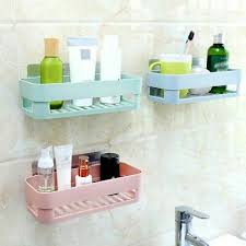 box bad regal bad rack dusche küche plastik an der wand