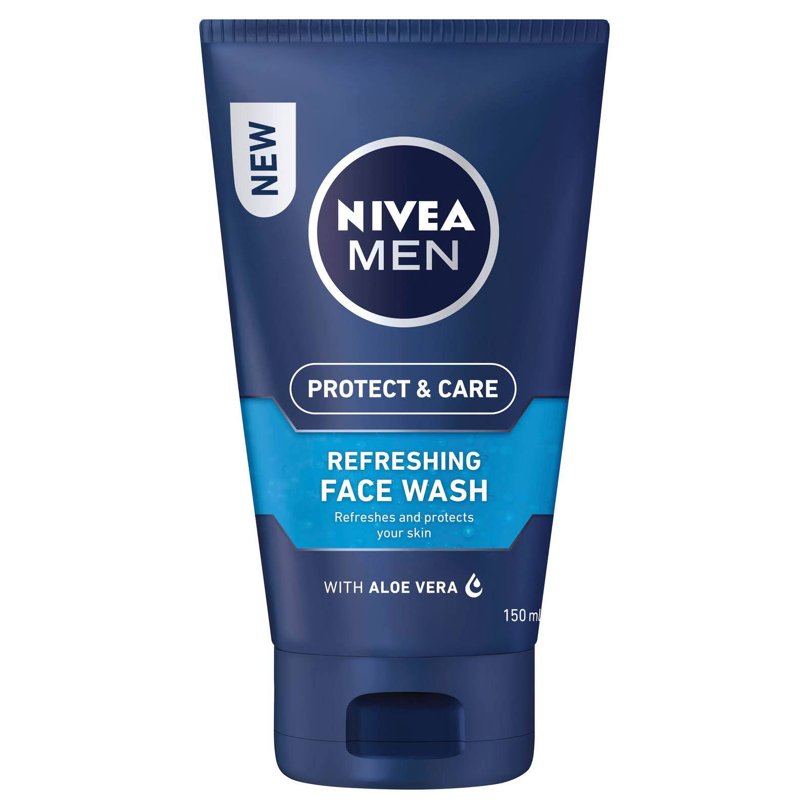 Nivea Men Protect and Care Deep Cleaning Face Wash - 100ml