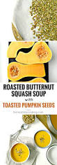 Toasting Pumpkin Seeds In The Oven by Roasted Butternut Squash Soup With Toasted Pumpkin Seeds