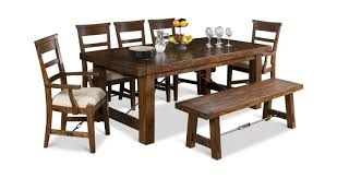 Tuscany Extension Table With 4 Side Chairs And 2 Arm