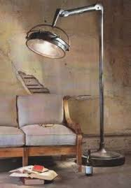 Impressive Design Industrial Style Floor Lamps Chic Rod Reel Lamp Fishing Pole Fly Angler Rustic Cabin