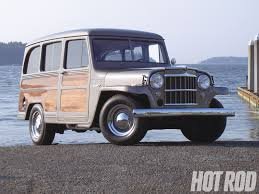 1953 Willys Wagon - Late-Model 6.1L Hemi-Powered '53 Willys Jeep ... 1953 Willys Jeep For Sale Classiccarscom Cc1124057 Truck Jeepsnot Jk Tj Pinterest Truck Other Peoples Cars Ilium Gazette Cohort Outtake Pickup When Pickups Were Work 1948 Jeep Willys New Test Drive Hemmings Find Of The Day 1950 473 4wd Picku Daily 194765 Jamies 1960 The Build Parkway Inspiration Dustyoldcarscom 1961 Black Sn 1026 Youtube