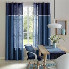 gardinen vorhänge in blau preisvergleich moebel 24