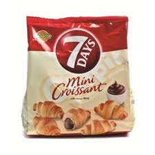 7 Days Mini Croissant Chocolate 85g