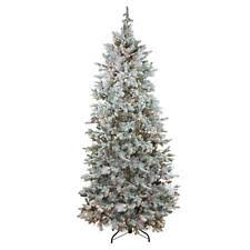 Ge Artificial Christmas Trees by Ge 7 U0027 Just Cut Colorado Spruce Artificial Christmas Tree With