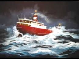 wreck of the edmund fitzgerald the youtube