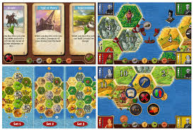 Catan Is A Strategy Board Game Which Requires You To Pick Your Location Wisely Based On The Maps Layout