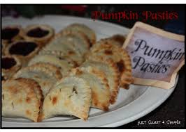 Pumpkin Pasties Recipe by Just Sweet And Simple July 2011