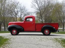 1940 Ford 1/2 Ton | Volo Auto Museum 2018 Chevrolet Silverado 3500 Ford F350 Ram Which 1ton Won Dump Truck For Sale Dodge 1 Ton 1941 12 Pick Up Bed Cargo Unloader 1949 49 Mercury M68 Pickup My Dads 1961 Chevy Ton Pickup He Is The Second Owner And This 1950 2 Rat Rod Patina 1955 Studebaker E7 Stock Photo 208493 Alamy Towing Permitted On All Barco 4x4 Rental Trucks 34 1951 5 Window Frame Off Restored With Clickbd