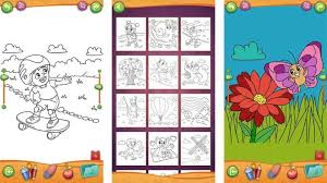 Coloring Book For Creative Kids