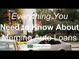 How to Merge Your Two Car Loans Into e