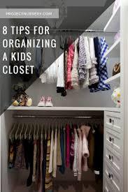 97 best Nursery Kid Room Closets images on Pinterest