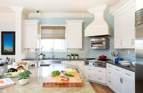 Coastal Home Kitchens And Baths Are Undergoing A Design Revolution Blending New Technologies Sleek Finishes Color Palettes That Bring Homeowners