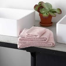 walra frottee handtuch 2 er set rosa 50 x 100 cm
