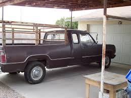 1973 Dodge Pickup Body On A 2006 Dodge Cummins Platform | My Vehicles
