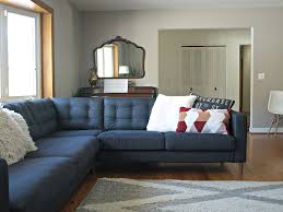 Karlstad Sofa Legs Etsy by This Little Miggy Stayed Home Ikea Sofa Makeover
