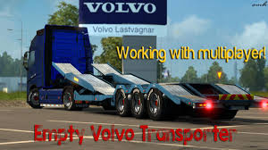 EMPTY VOLVO TRANSPORTER Mod -Euro Truck Simulator 2 Mods Euro Truck Multiplayer Best 2018 Steam Community Guide Simulator 2 Ingame Paint Random Funny Moments 6 Image Etsnews 1jpg Wiki Fandom Powered By Wikia Super Cgestionamento Euro All Trailer Car Transporter For Convoy Mod Mini Image Mod Rules How To Drive Heavy Cargos In Driving Guides Truckersmp Truck Simulator Multiplayer Download 13 Suggestionsfearsml Play Online Ets Multiplayer Youtube