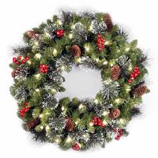 Hobby Lobby Pre Lit Led Christmas Trees by Christmas Artificial Christmas Wreaths Picture Inspirations Best