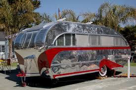 100 Restored Retro Campers For Sale Vintage Aero Flite Trailers From OldTrailercom