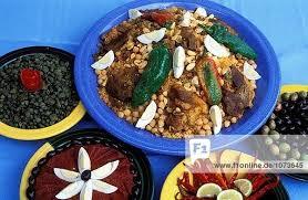 traditionelle tunesische küche couscous tunesien