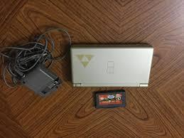 Zelda Triforce Lamp Amazon by Amazon Com Legend Of Zelda Gold Triforce Ds Lite Video Games