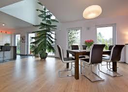 esszimmer mit küche galerie luftraum wohnideen