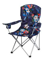 Cabelas Folding Camp Chairs by Joules Lightweight Lazy Chair Navy Floral Camping Trips
