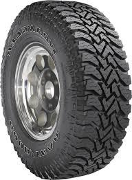 Goodyear Wrangler Authority Tire LT265/75R16E 123Q - Bigdealsmall.com