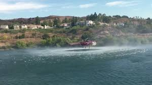 Best Pumpkin Patch Near Corona Ca by Helicopters Refilling Water To Fight The Canyon Fire In Corona