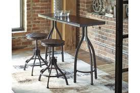 Odium Counter Height Dining Room Table And Bar Stools (Set ... Buy Round Kitchen Ding Room Sets Online At Overstock Amish Fniture Hand Crafted Solid Wood Pedestal Tables Starowislna 5421 54 Inch Country Table With Distressed Painted Pedestal Typical Measurements Hunker Caster Chair Company 7 Piece Set We5z9072 Wood Picture Decor 580 Tables World Interiors Austin Tx Clearance Center Dinettes And Collections Costco Saarinen Tulip Marble