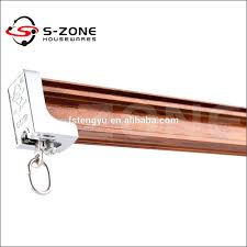Ceiling Mount Curtain Track Bendable by 6102 Straight Flexible Curtain Track Standard Duty 8 Feetflexible