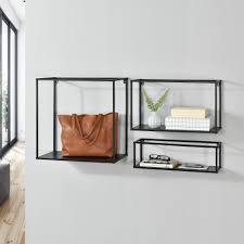 metallregal schwarz badezimmer caseconrad