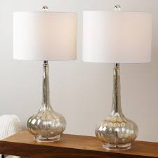 Set Of Bedside Table Lamps by Small Round Bedside Table Decorate My House