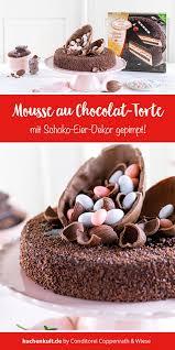 mousse au chocolat torte simpel mit eiern gepimpt mousse