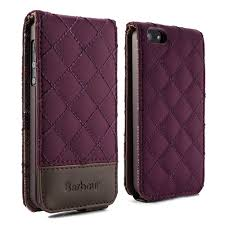 Barbour iPhone 5 5S Cover – Quilted Flip Proporta
