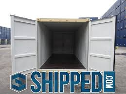 100 Shipping Containers For Sale Atlanta Shipped Will Deliver In Georgia 20ft New One Trip General
