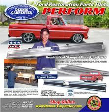 100 Dennis Carpenter Ford Truck Parts Restoration Posts Facebook
