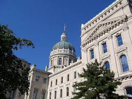Indiana State House Built With Limestone