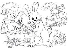 Printable Color Pages Awesome Adult Free Coloring For Easter