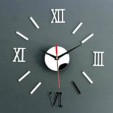 Cool Modern Wall Clocks Trendy Interesting Minimalist Designer Clock