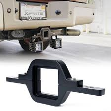 100 Hitch Truck 25 Tow Bracket Backup Reverse Aluminum LED Light Pod Mount