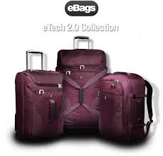 The EBags Brand ETech Collection - EBags.com Ebags Massive Sale Includes Tumi And Samsonite Luggage Coupon Ebags Birthday Deals Twin Cities Mn Online Discount Code Gardeners Supply Company Coupon Dacardworld Promo For New Era Romans Codes Glassescom Promo 2018 Code Deal 2014 Classic Packing Cubes Travel 6pc Value Set Black Wonderful Ebags Codes 80 Off Coupons Jansport Columbus In Usa How To Get Free Amazon Generator Ninja Tricks At Stacking Offers For 50 Savings
