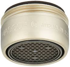 Remove Faucet Aerator Delta by Delta Faucet Rp18508 Aerator For 2 2 Gpm Chrome Faucet Aerators