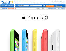 Want to iPhone 5c or 5s Wal Mart will sell them at lower