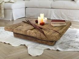 wikinger couchtisch baumkantentisch wohnzimmertisch tisch