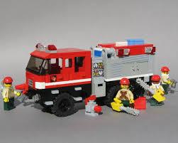 100 Custom Lego Fire Truck